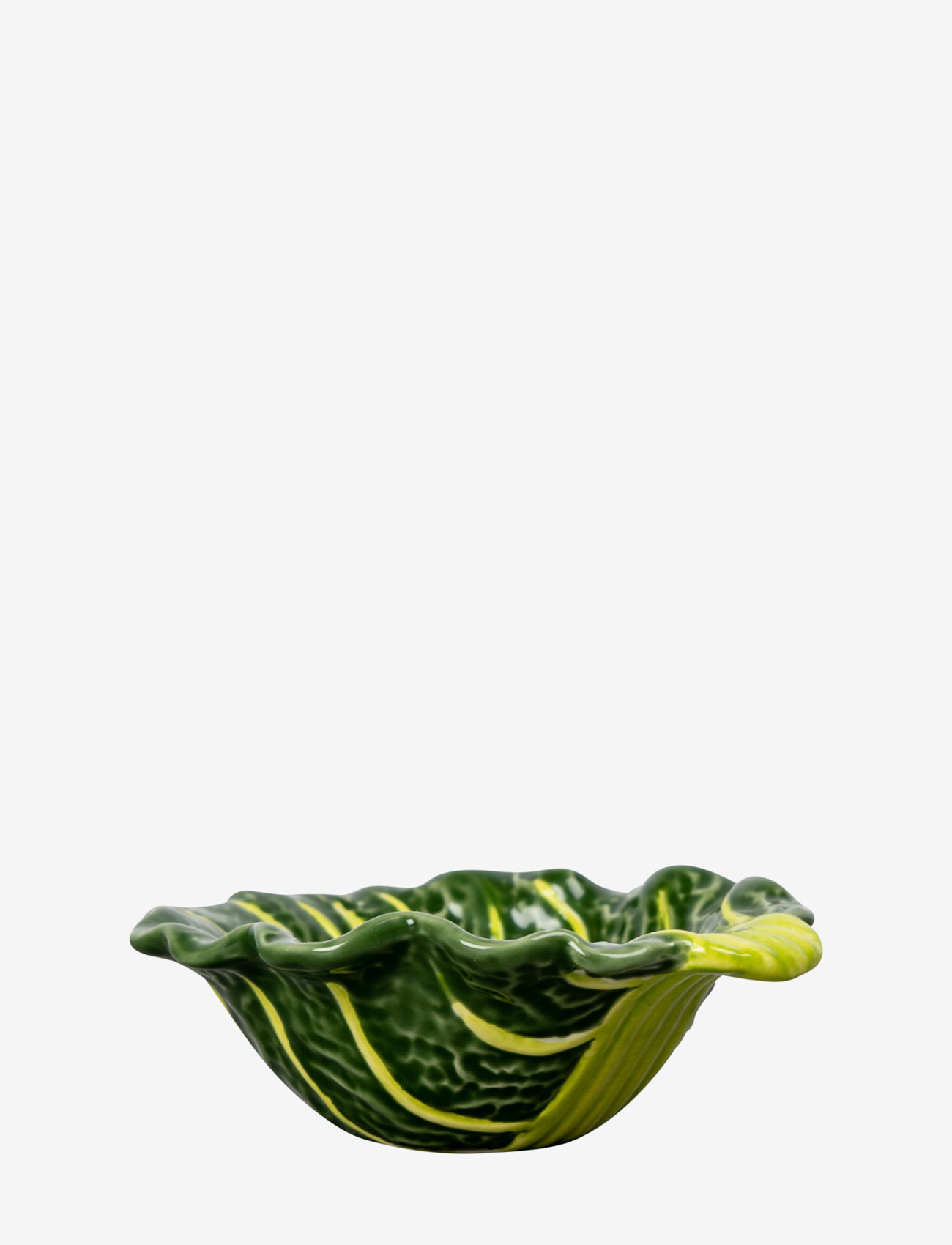 ByOn - Bowl Cabbage S - tarjoilukulhot - green - 1