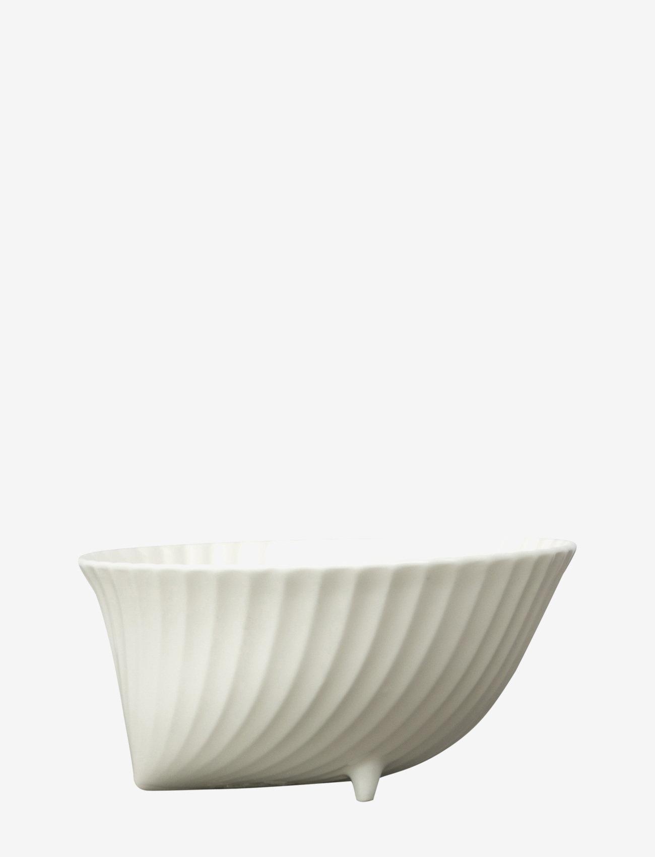 ByOn - Bowl Frances S - tarjoilukulhot - white - 0