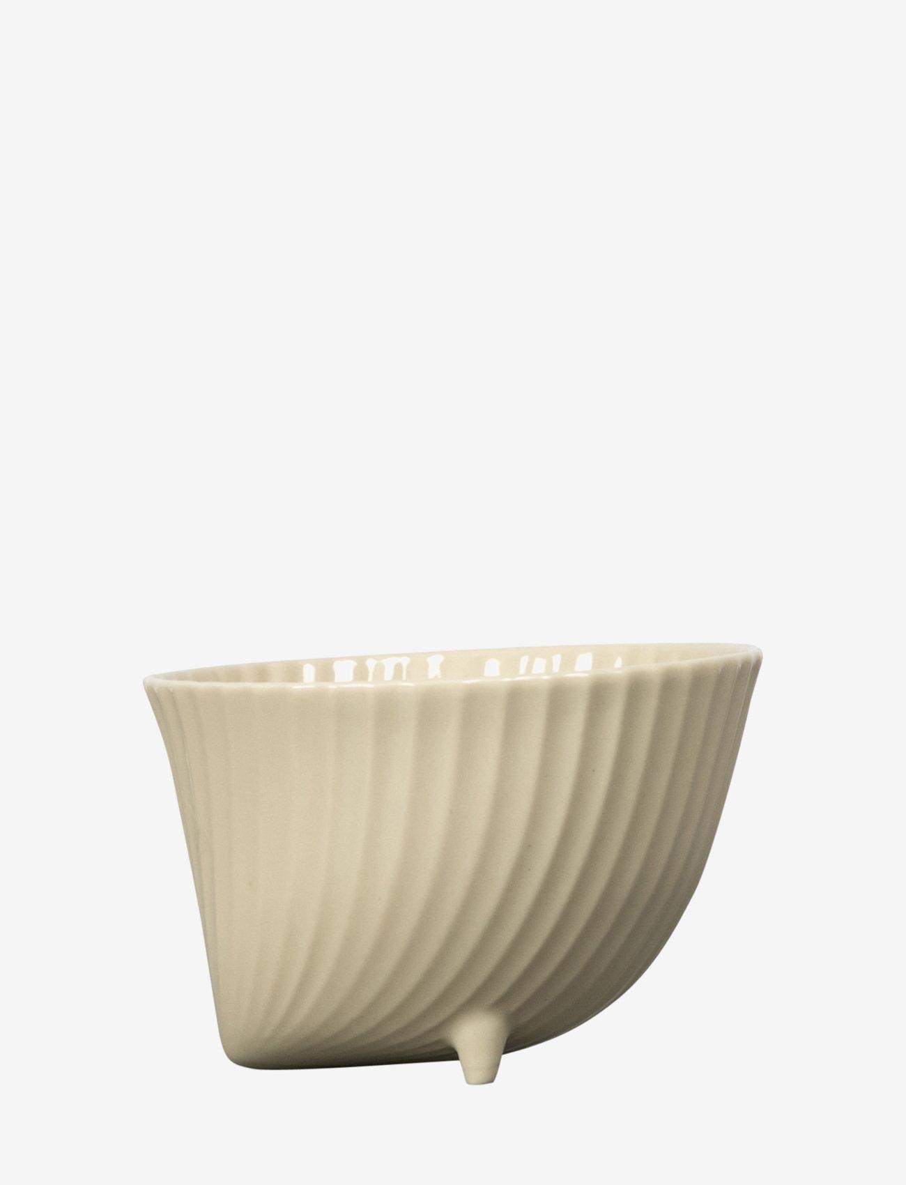 ByOn - Bowl Frances XS - tarjoilukulhot - beige - 0
