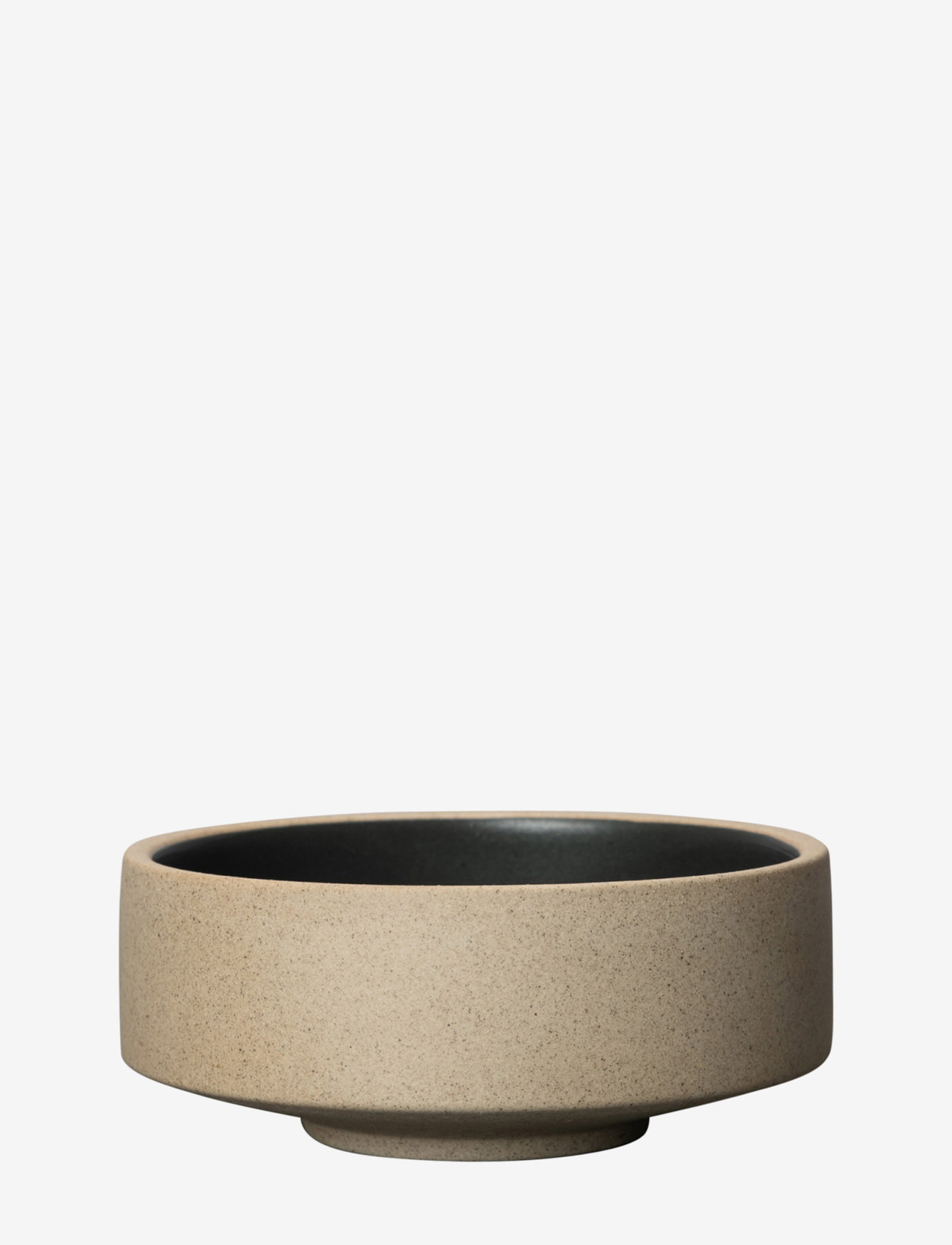 ByOn - Tapas bowl Fumiko - tarjoilukulhot - beige/ black - 0