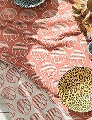 ByOn - Flat bowl Amaya - hedelmäkulhot - brown - 1