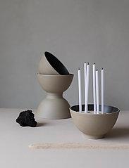 ByOn - Serving bowl Fumiko - serveringsskåler - beige/ black - 2