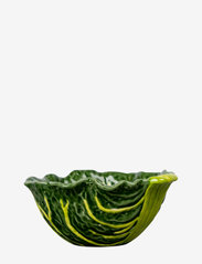 ByOn - Bowl Cabbage M - tarjoilukulhot - green - 2