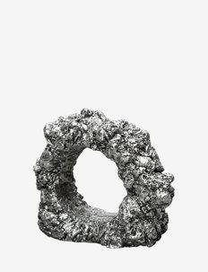 Napkin ring Minerale - serviettringer & serviettholdere - silver
