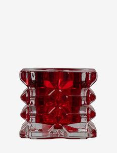 Candle holder Britney - alle 25 € - red