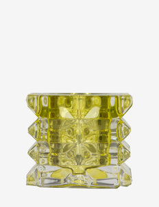 Candle holder Britney - alle 25 € - yellow