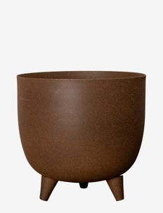 Pot Structure - ruukut - brown