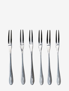 Fork set Fiesta - gafler - silver