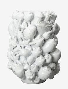 Vase Ocean - interiör - white