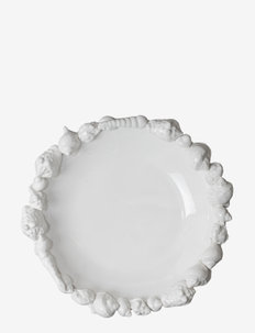 Plate Shell - astiat - white