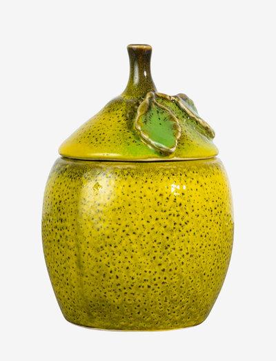 Bowl Lemon jam - keittiöpurkit - yellow