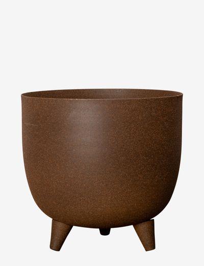 Pot Structure - blomsterpotter & krukker - brown