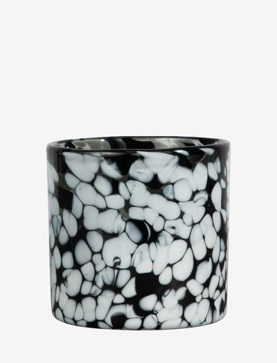 Candle holder Calore XS - lyslykter - black