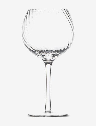 Wine glass Opacity - vinglass - clear
