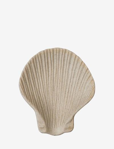 Chop stick holder Fumiko - skulpturer & porselensfigurer - beige