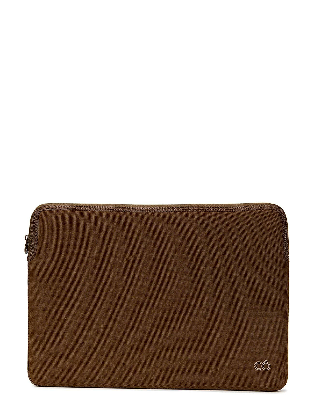 "C6 MICROFIBER ZIP SLEEVE MACBOOK AIR 11"" - OLIVE"