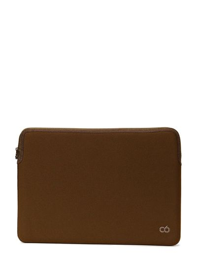 "MICROFIBER ZIP SLEEVE MACBOOK AIR 11"" - OLIVE"