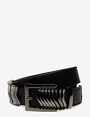 Cala Jade - Rattle Belt - riemen - black gun metal - 0