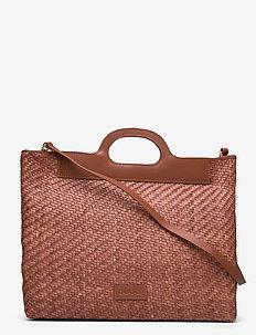 Kinobi - torby na zakupy - nut meg twill