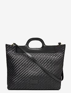 Kinobi - torby na zakupy - black twill