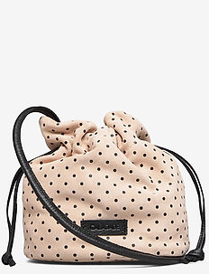 Jael - bucket bags - linen dot