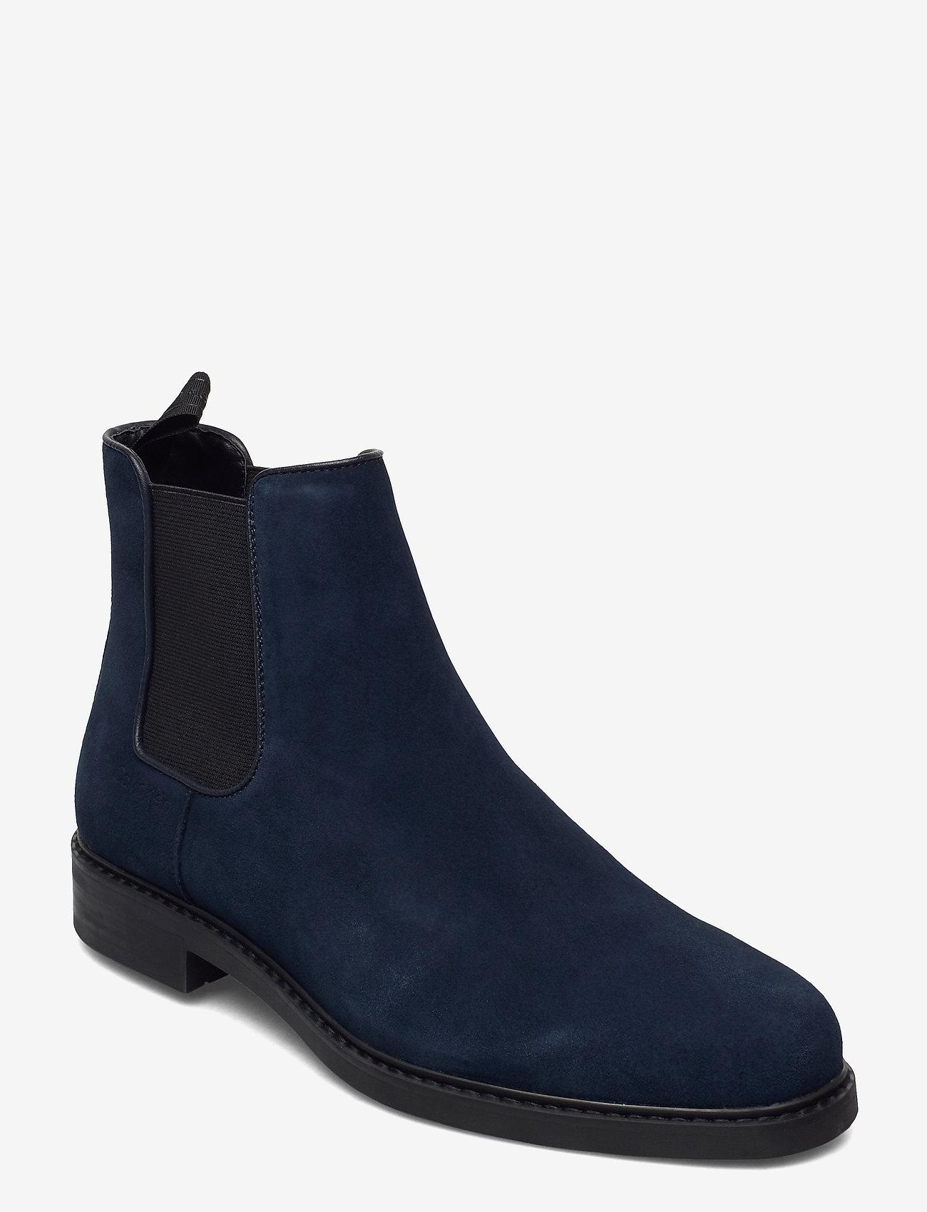 Calvin Klein - FINTAN - chelsea boots - dark navy - 0