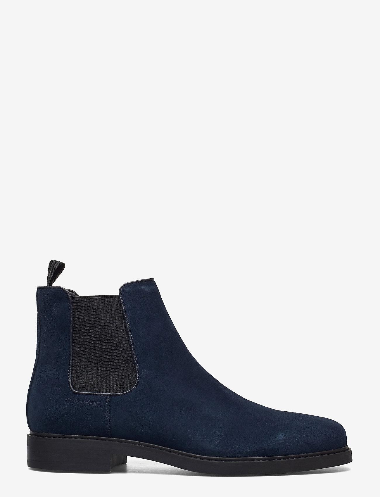 Calvin Klein - FINTAN - chelsea boots - dark navy - 1
