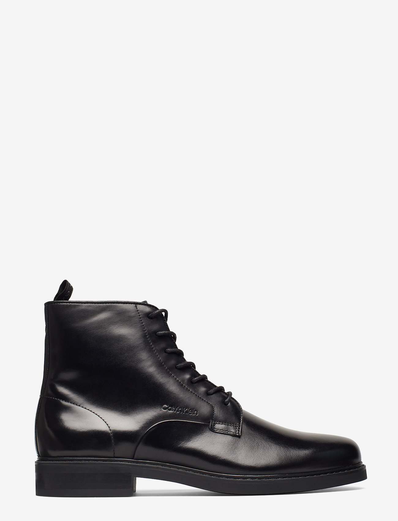 Calvin Klein - FORDEN - veter schoenen - black - 1