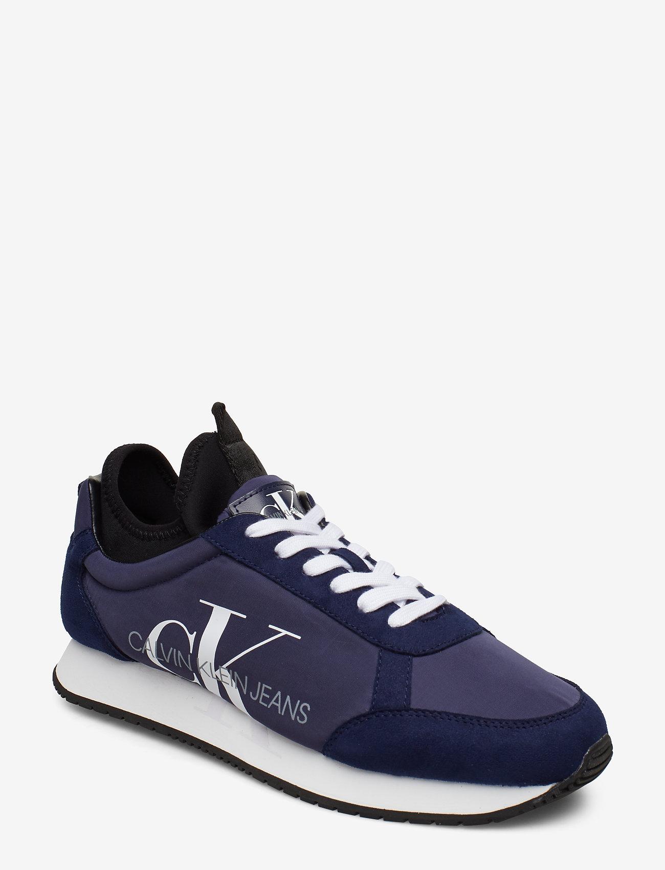 Calvin Klein - JEMMY - laag sneakers - medieval blue - 0
