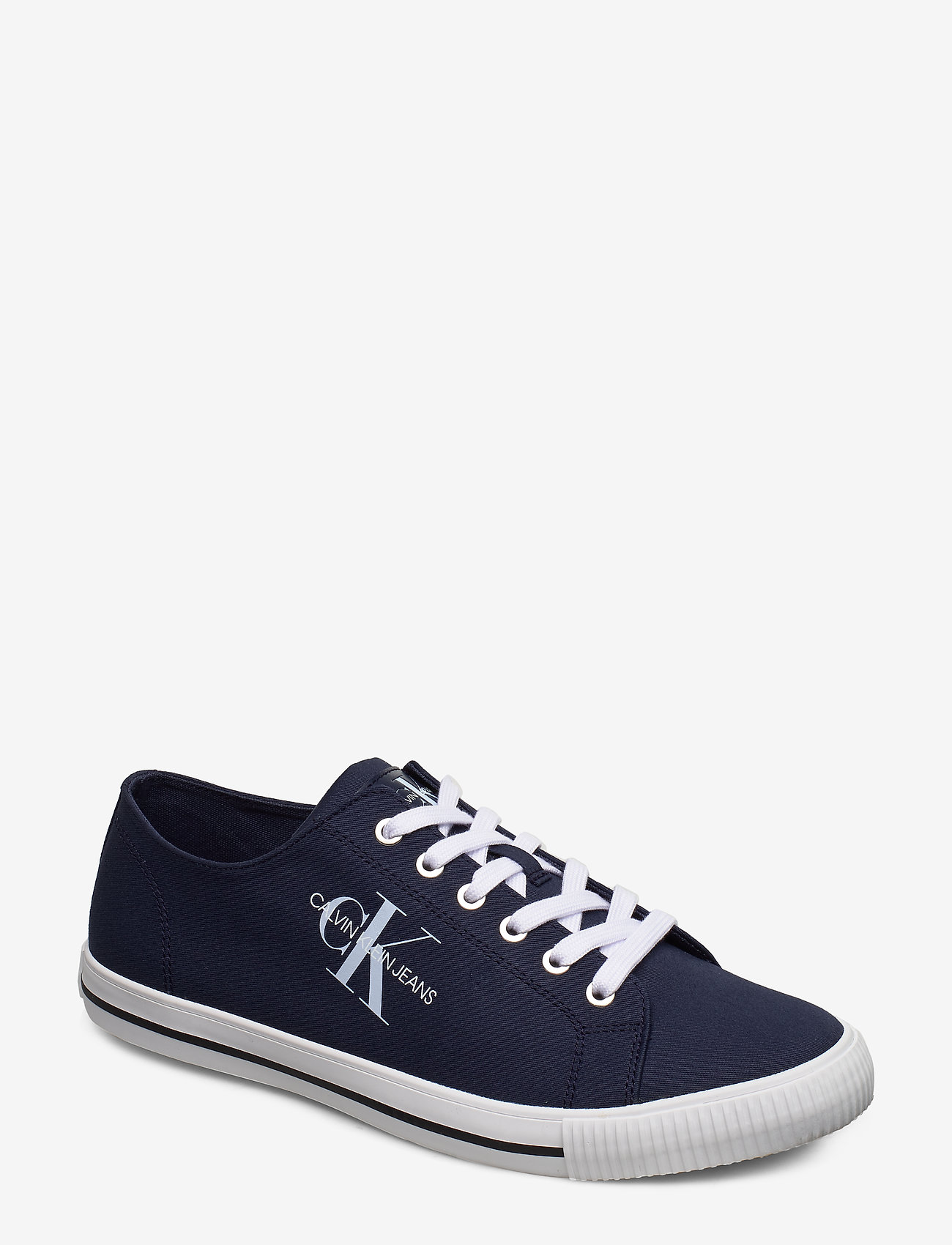 Calvin Klein - AURELIO - laag sneakers - navy - 0