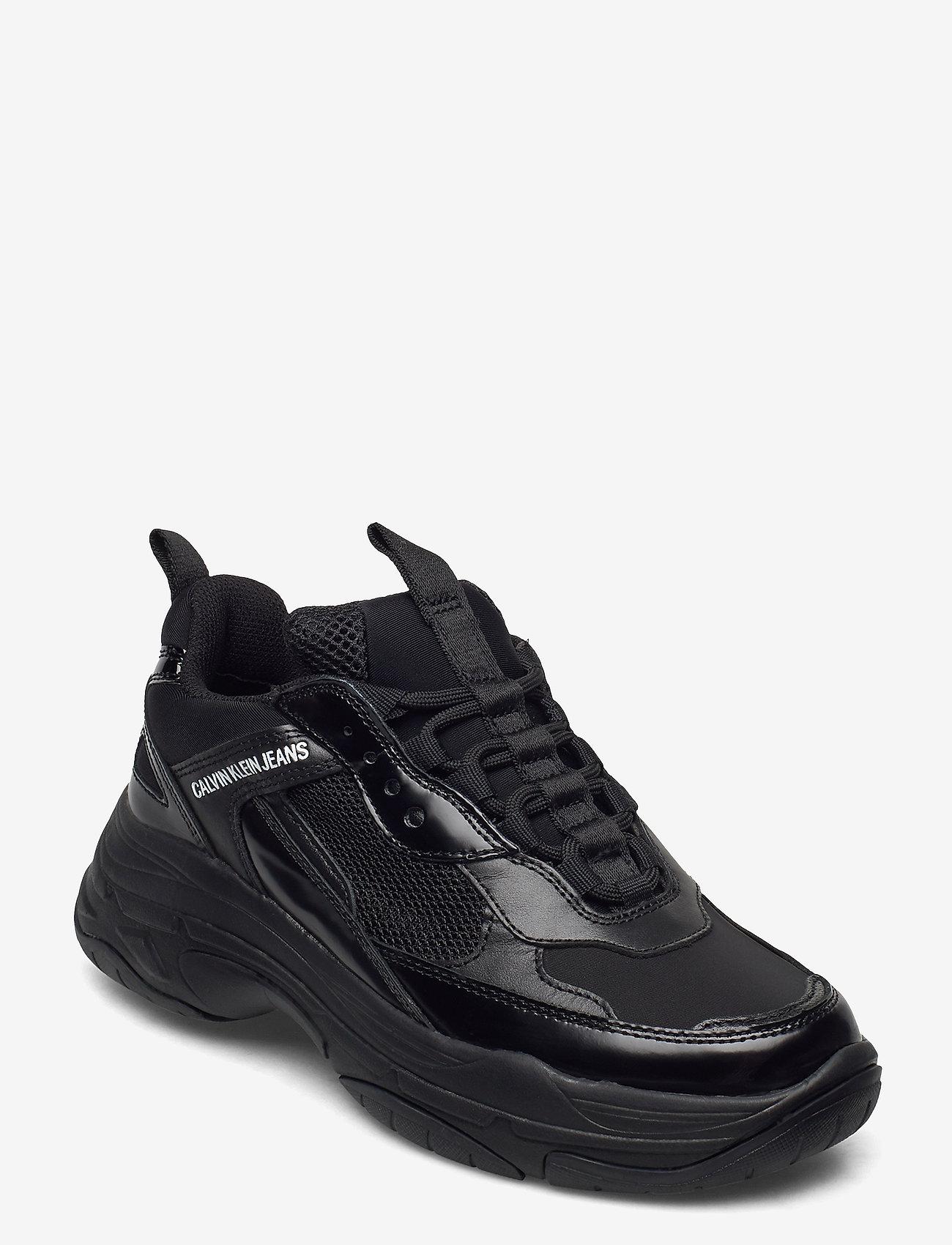 Calvin Klein - MAYA - baskets épaisses - black - 0