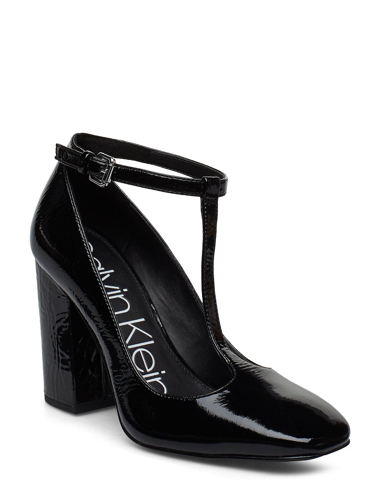 CALVIN KLEIN Lilly Shoes Heels Pumps Classic Schwarz CALVIN KLEIN