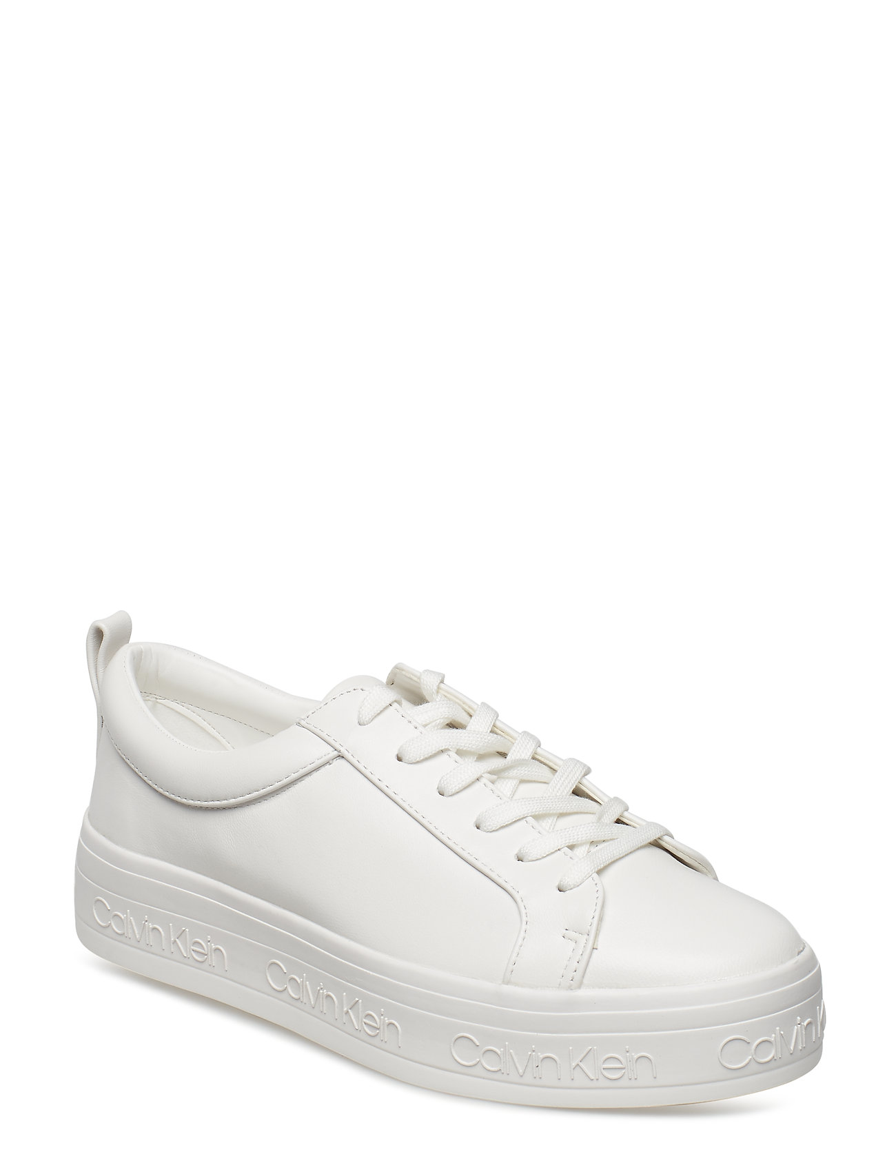 Calvin Klein Footwear JAELEE NAPPA - WHT