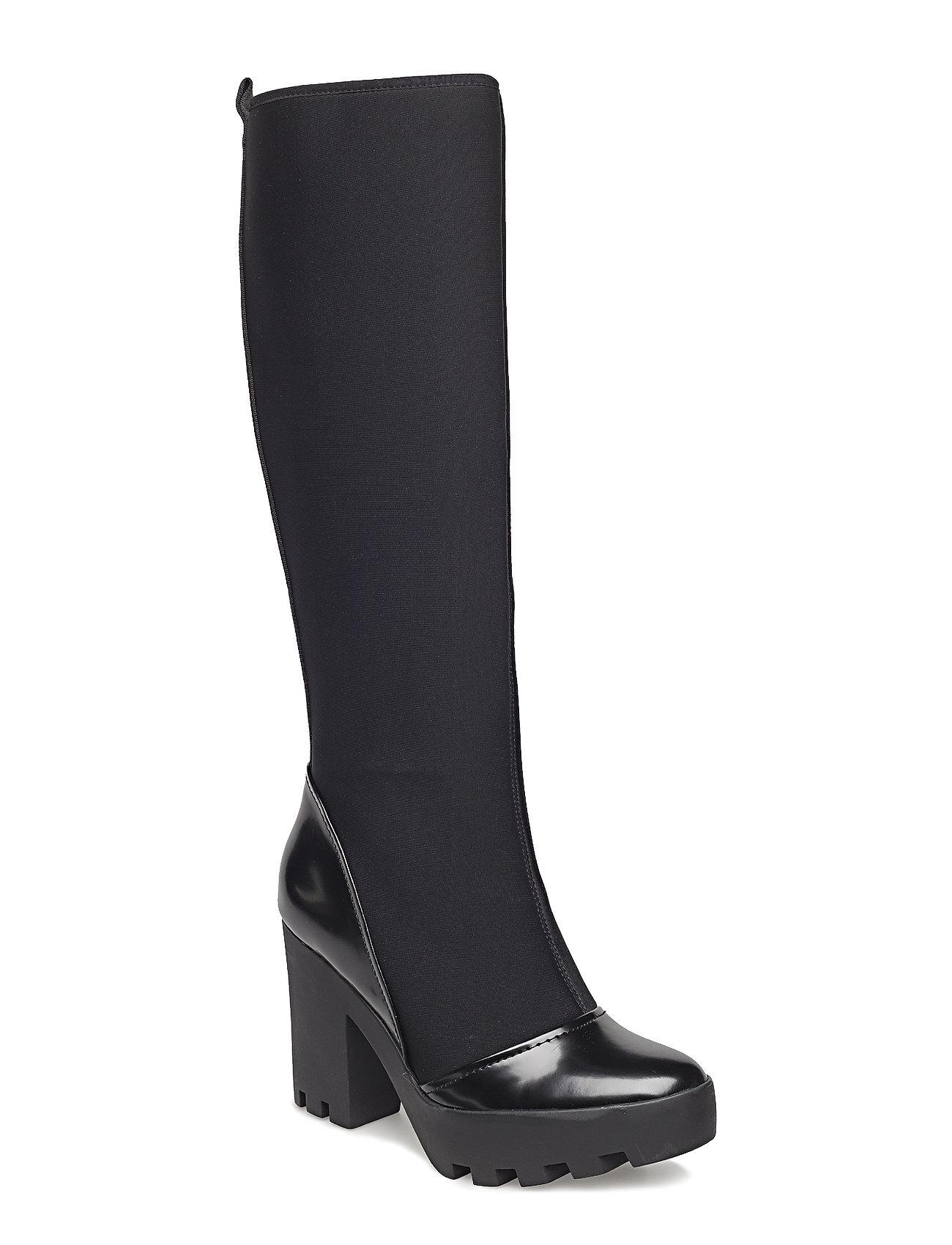 Shania Neoprene spazzolato Pu (Blk) (75 €) - Calvin Klein - Schoenen ... e8ddc5f4e9