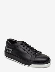 Calvin Klein - FAUSTO - laag sneakers - black - 0