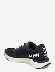 Calvin Klein - AMOS MESH/HF - laag sneakers - blk - 2