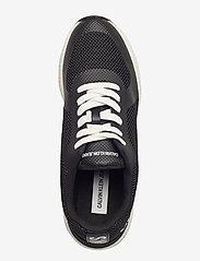 Calvin Klein - AMOS MESH/HF - laag sneakers - blk - 3
