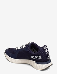 Calvin Klein - AMOS MESH/HF - laag sneakers - navy - 2