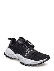 Timmy Knit/Mesh Lave Sneakers Svart CALVIN KLEIN