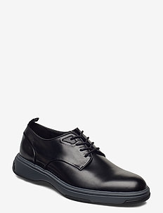PASILEY - chaussures lacées - black