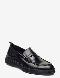PEGASUS - loafers - black