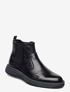 PANCHO - chelsea boots - black
