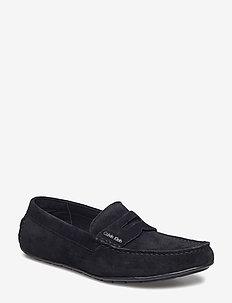 IVAN - loafers - blk