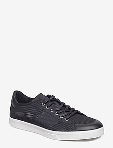 IYLER 2 NAPPA SMOOTH CALF/KNIT - BBK