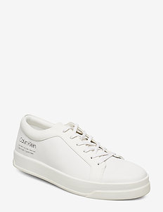 FAUSTO - laag sneakers - white