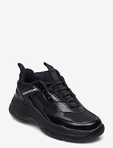 MAYA - chunky sneakers - black