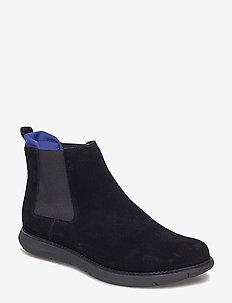 THORN SUEDE/NEOPRENE - chelsea boots - bke