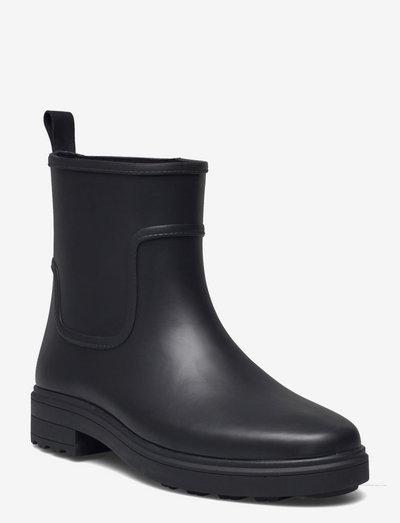 RAIN BOOT - støvler - ck black