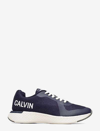 Calvin Klein Amos Mesh/hf- Tenisówki Navy