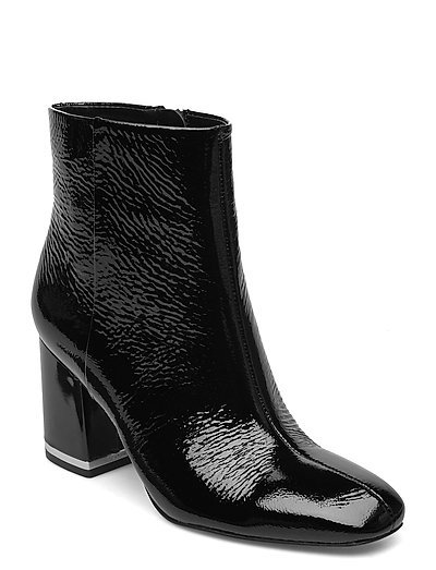 Mable Shoes Boots Ankle Boots Ankle Boot - Heel Schwarz CALVIN KLEIN